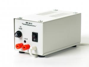 ...интервал температур от +5С до +40С, относительная влажность воздуха до 80%, БП-24-5 имеет защиту от короткого...