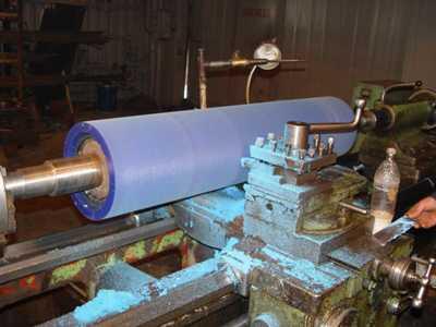 Обрезинивание металла своими руками 30