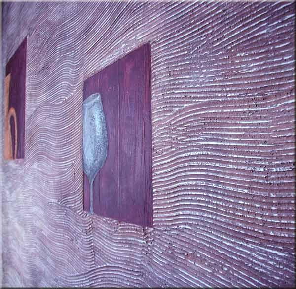 Роспись стен своими руками фото