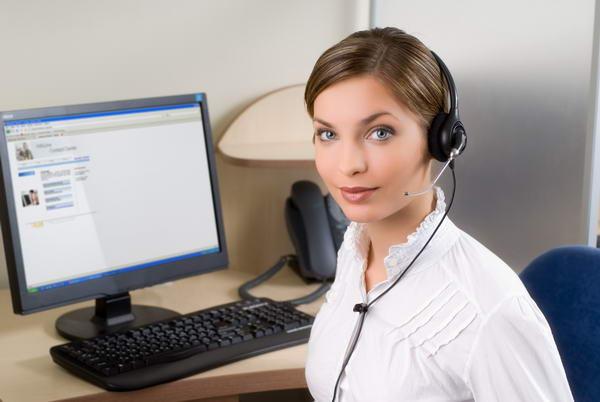 Горячие линии контакт-центра. Услуги Call центра в Москве
