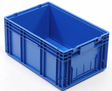 Пластиковые ящики и контейнеры складские. Купить пластиковый ящик - ООО Роллтико и К