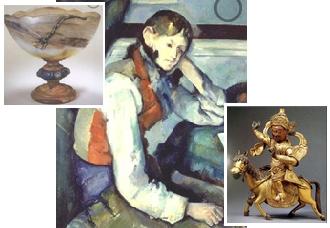 Интерпол открыл доступ к полицейской базе данных похищенных произведений искусства