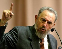 Фидель Кастро вновь вышел в эфир