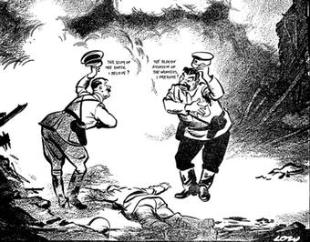 Литовский премьер уравнял преступления сталинизма и нацизма