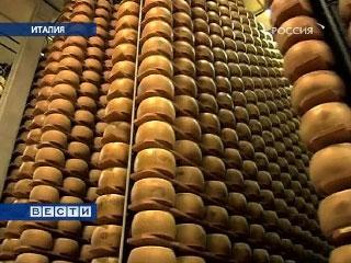 Кредитование по-итальянски: ссуда в обмен на сыр