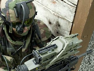Минобороны РФ заинтересовалось французской экипировкой для пехотинцев будущего