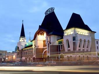 Площади 332 российских вокзалов очистят от ларьков