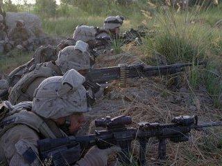 В американском обществе растет непопулярность войны в Афганистане