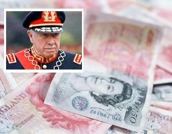 Пропавшие миллионы Пиночета: британский след