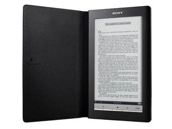 Sony представила три новые электронные книги