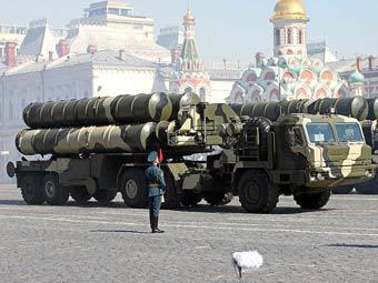 Дивизион зенитно-ракетных систем С-400 не добрался до Дальнего Востока