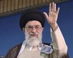 Верховный лидер Ирана не верит в связь оппозиции с Западом