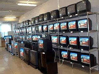 В Великобритании собран последний телевизор