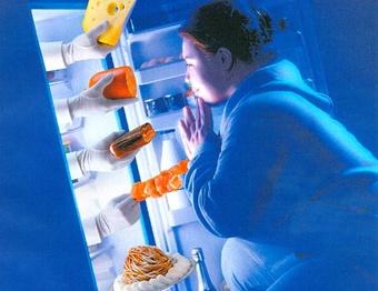 Лишний вес может привести к уменьшению массы головного мозга