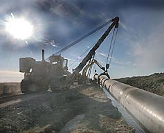 Строительство газопровода «Алтай» откладывается