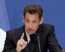 Н.Саркози: Народ Ирана заслуживает лучших руководителей