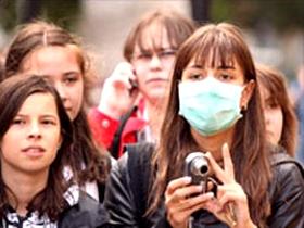 Из-за гриппа А/Н1N1 к занятиям 1сентября не допущены более 500 новосибирских школьников