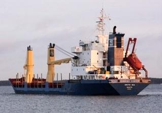 Американские СМИ склонились к версии о российском военном грузе на Arctic Sea