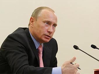 Путин отказался брать деньги у МВФ