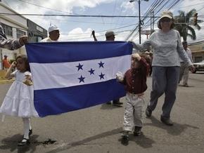 США остановили помощь Гондурасу из-за переворота