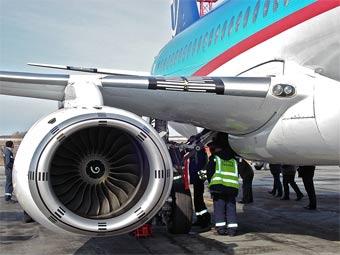 Акции производителя двигателей для Superjet 100 оказались под арестом