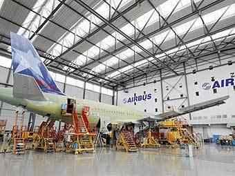Всемирная торговая организация сочла незаконной помощь Евросоюза Airbus