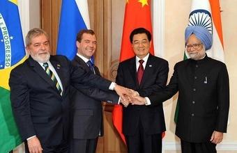 Страны БРИК планируют внести в МВФ дополнительно $80 млрд