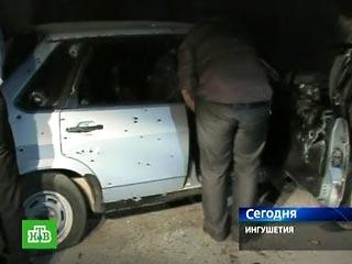 В Ингушетии убит организатор покушения на Евкурова