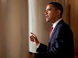 """Обама призвал американцев больше откладывать на """"черный день"""""""