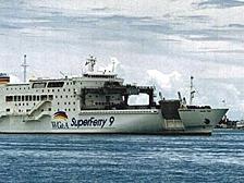 Сотни пассажиров затонувшего парома спасены