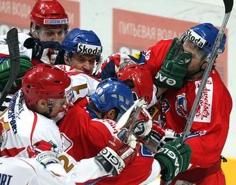 Сборная России проиграла чехам