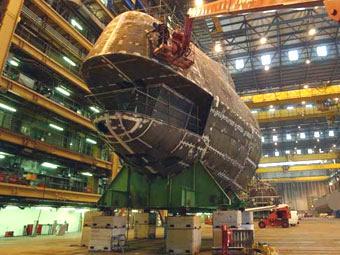 Британцы подготовили к испытаням подводную лодку нового поколения