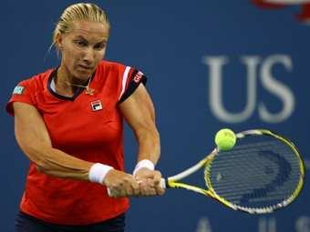 Светлана Кузнецова покинула US Open