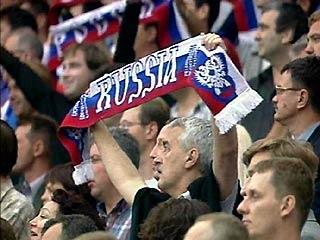 Вчера вечером сборная России вылетела на игру с Уэльсом
