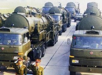 Эксперты оценили военную мощь Китая по представленной на параде технике