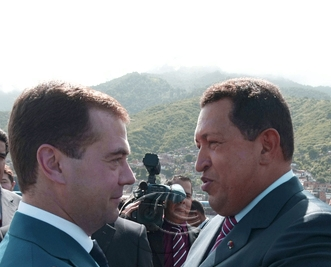 Президент Венесуэлы едет в Россию укреплять обороноспособность своей страны