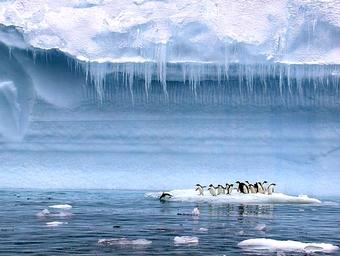 Спутник обнаружил 124 подледниковых озера в Антарктиде