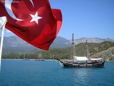 В Турции произошло землетрясение силой 3,7 балла
