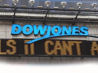 Обзор рынков: индекс Dow Jones вырос в пятый раз подряд