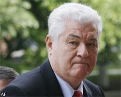 Президент Молдавии ушел в отставку