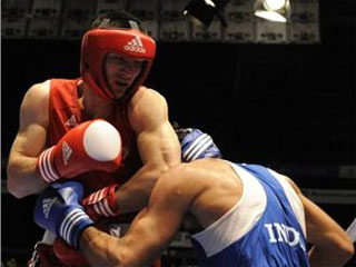 Шестеро российских боксеров пробились в финал чемпионата мира