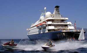 Новое развлечение олигархов: Русские охотятся на сомалийских пиратов