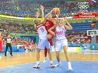 Женская сборная России по баскетболу вышла в полуфинал Игр в Пекине