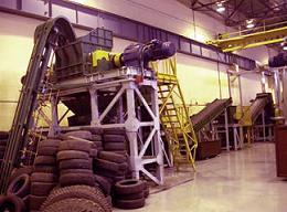 Крупная европейская компания готова построить в Беларуси завод по переработке старых шин.