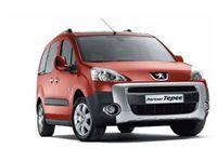 Новая версия Peugeot Partner - мощнее, выше, сильнее