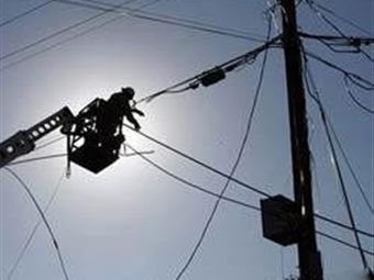 20 населенных пунктов остались без света в Архангельской области