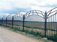 Сварка и металл или забор на века