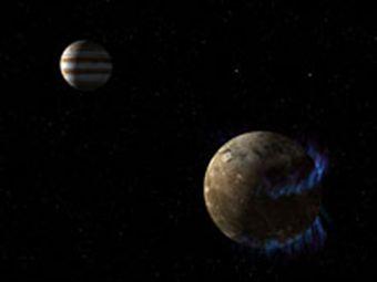 На спутнике Сатурна - Энцеладе, возможно, есть жизнь.