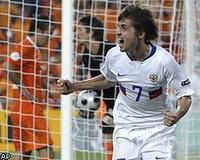 Сборная России победила голландцев со счетом 3:1