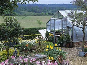 Как совместить сад и огород?